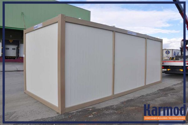 Construction Field Mobile Office Container price