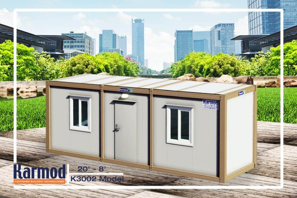 Construction Field Mobile Office Container