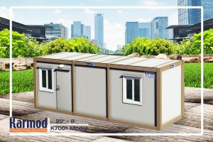 Custom Mobile Office Buildings