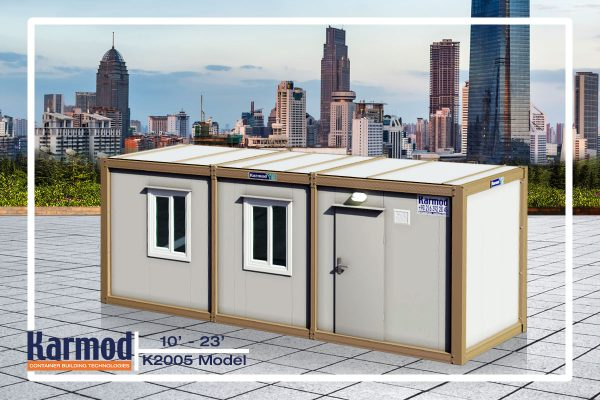 Ground Level Office or Mobile Office