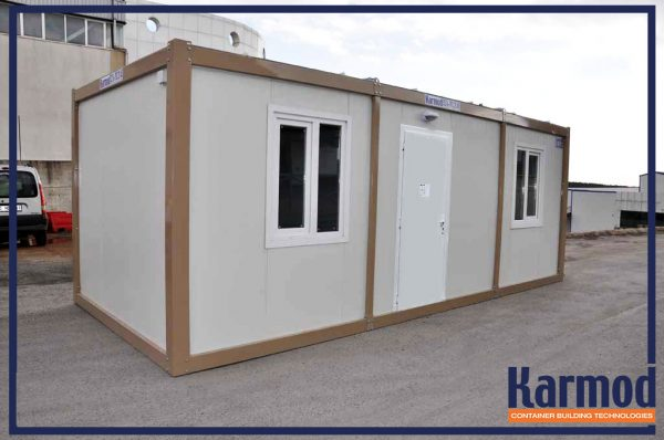 Luxury Mobile Office Trailers 1