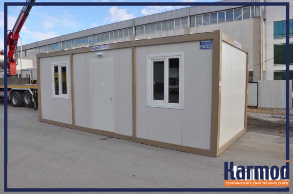 Mobile Office Trailers Construction price