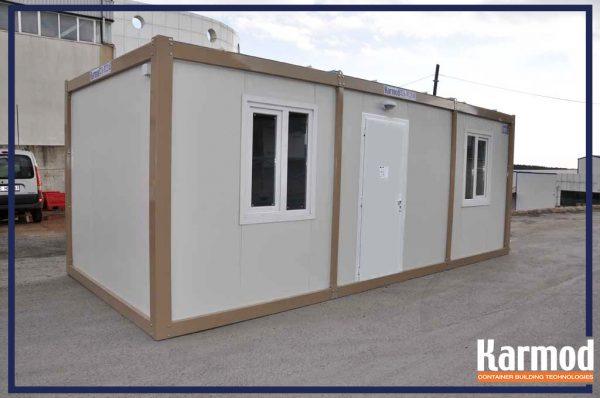 Modular Offices Prefab Commercial Buildings 3d
