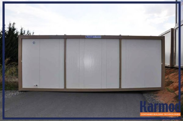 modern modular mobil container office k2003
