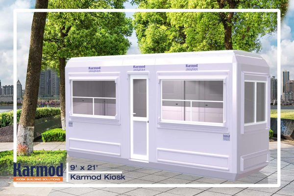 portable guard booths