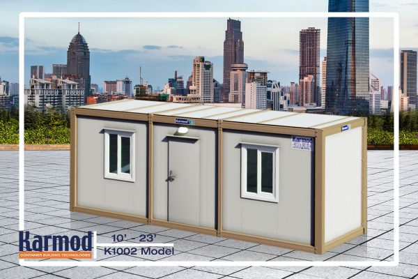 prefabricated camps 1