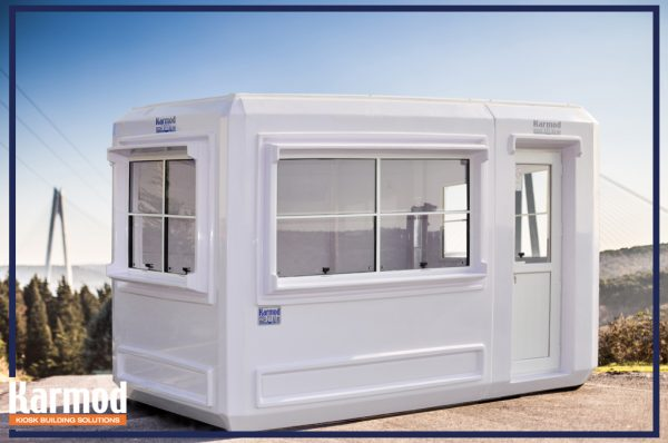 prefabricated security booths 1