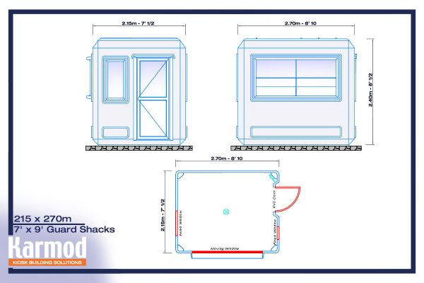 security booths plan