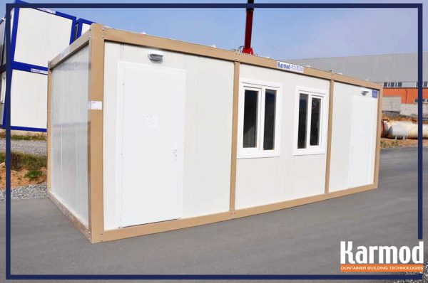 temporary changing rooms 4
