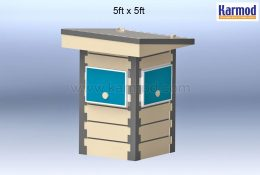 Bullet Resistant Guard Booths