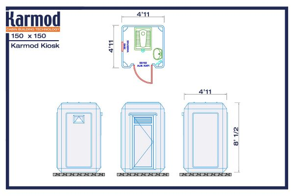 commercial prefab restrooms plan 1