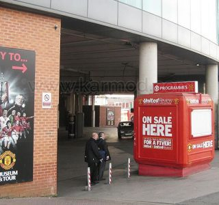 soccer guard boots old trafford 4