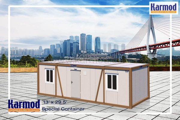 Special Container 400x900
