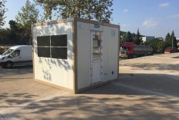 portable guard shack for sale