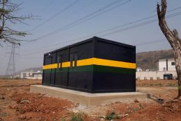 Ground Level Office Containers-10