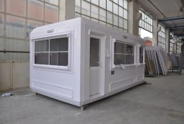 Guard Booth
